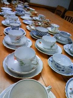 My favorite tea room