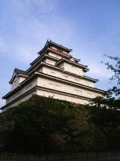 Tsuruga-catsle
