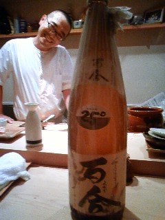Shochu(sweet potato spirits)