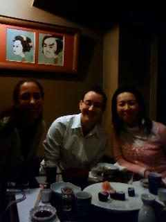 Friends from U.S.