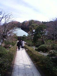 Jomyo-temple in Kamakura