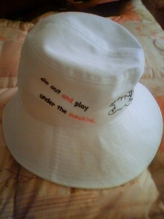 hat for sport