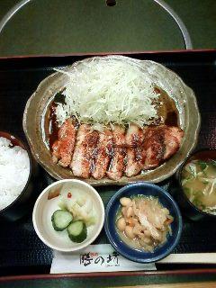 Tukuba pork