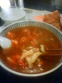 shaven noodle