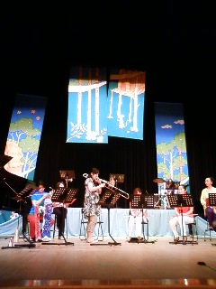 Music festival for children