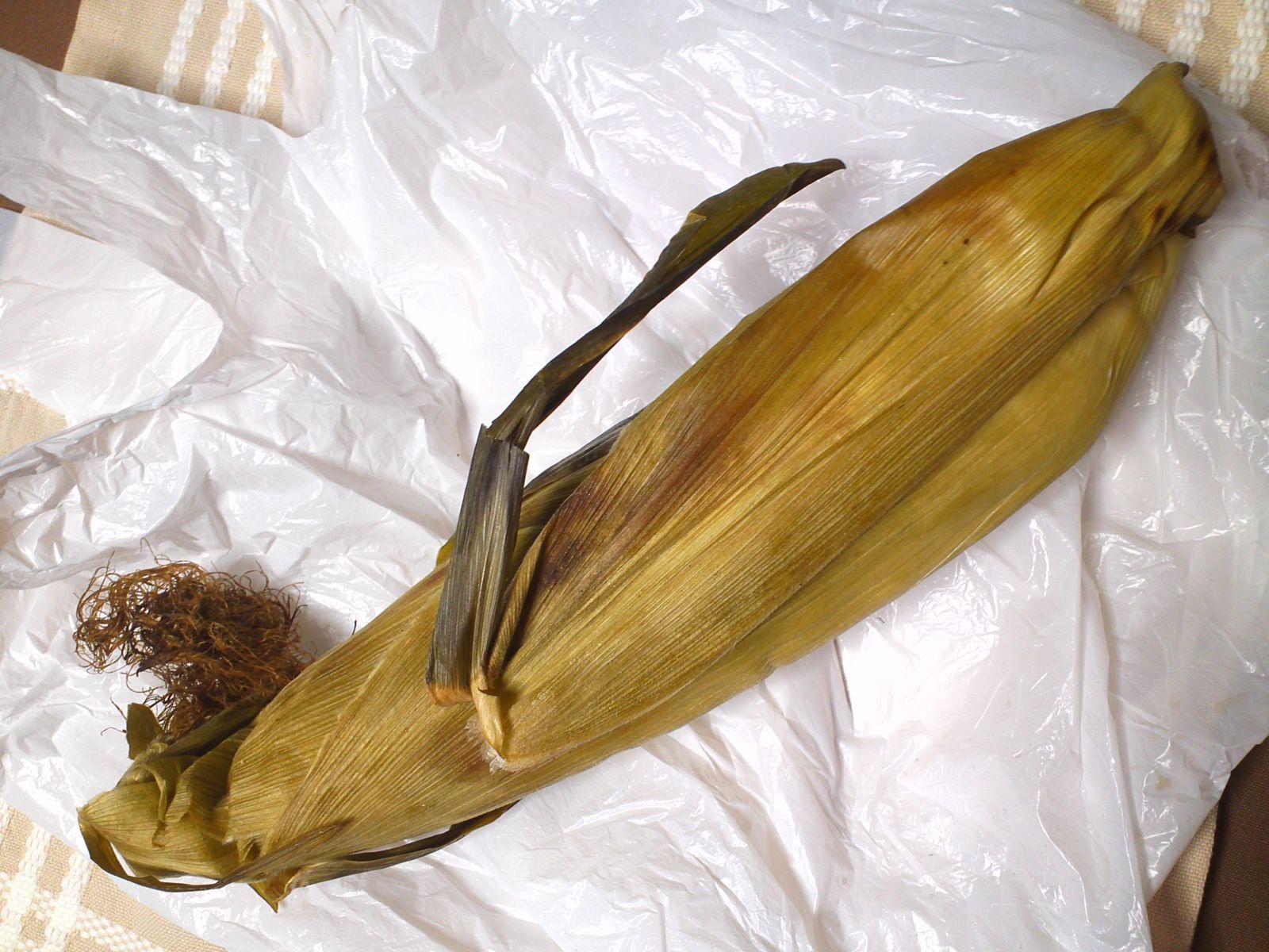 broiled corn