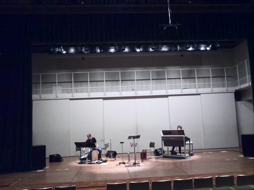 recital at Matsumoto