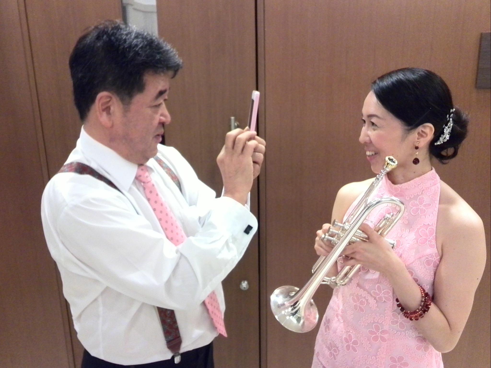 Recital at Hiroshima