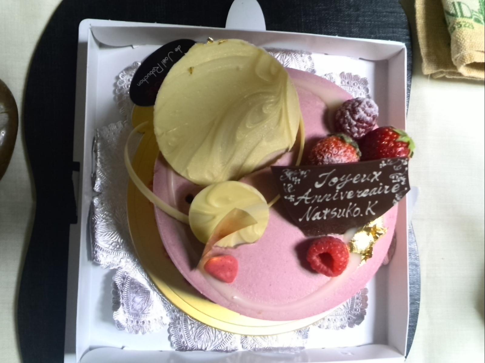 Love sweets!