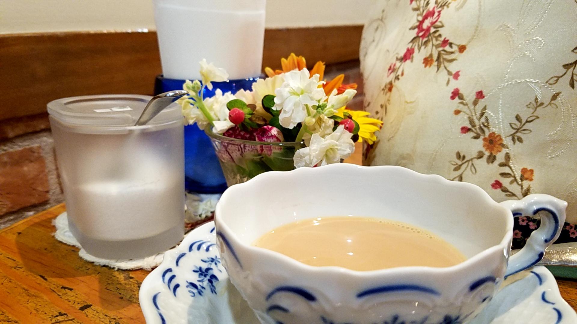My tearoom